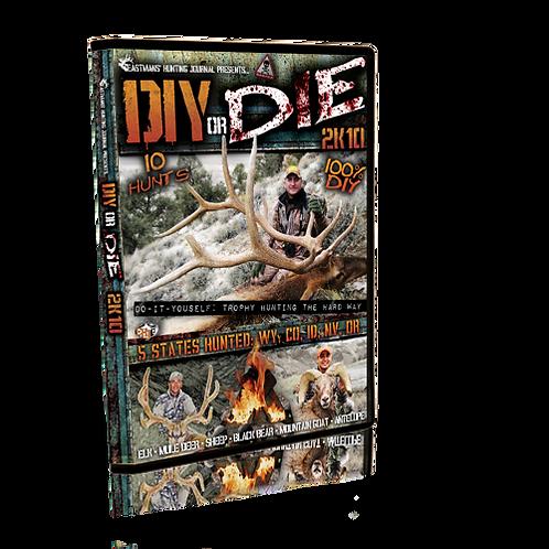 DIY OR DIE 2K10