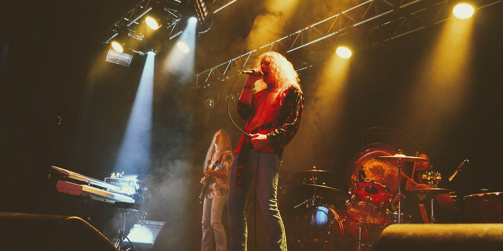 Zoso: The Ultimate Led Zeppelin Tribute