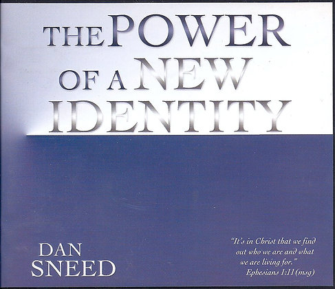 The Power of A New Identity DVD