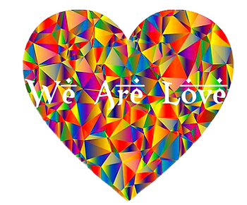 We Are Love Multicolored Heart 44 (1).pn