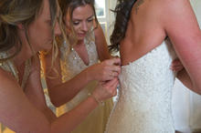 Fitting the bride