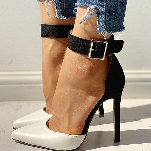Peep Toe Gladiator Sandals