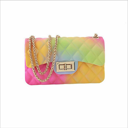 Jelly Chain  Shoulder Bag