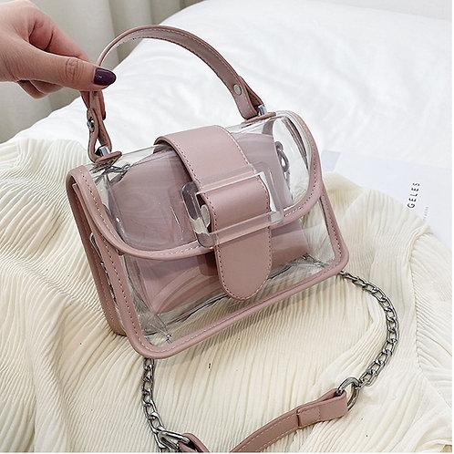 Transparent Small Crossbody Bag