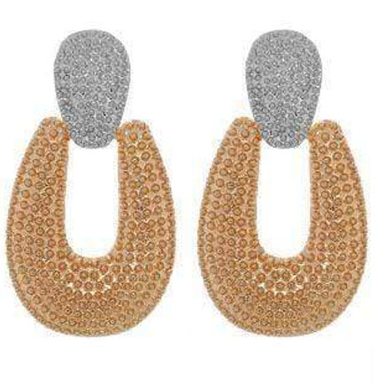 Antonia -Gold Earrings