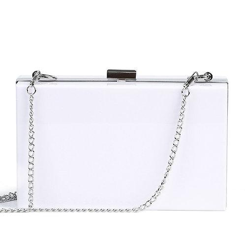 Ornelly Transparent Shoulder Bags.