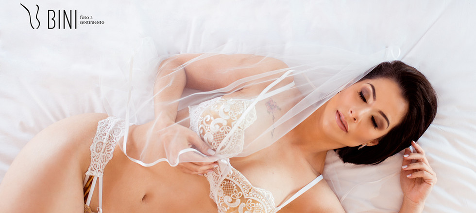Noiva Boudoir