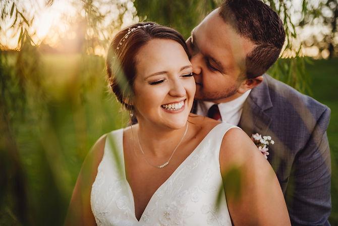 green ohio wedding photography