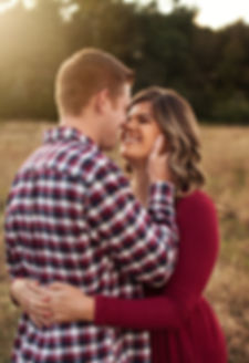 canton ohio engagement photography