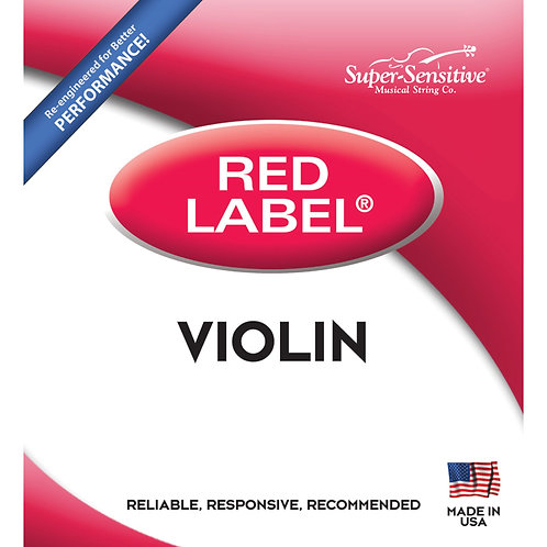 Red Label strings