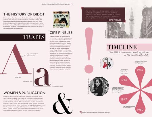 Typographic Broadsheet 2/2