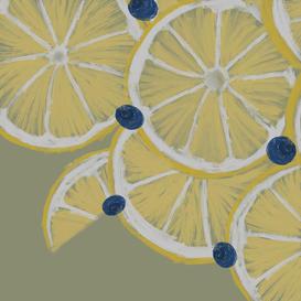 Fruit Spots: Chromatic Grays | 3/3
