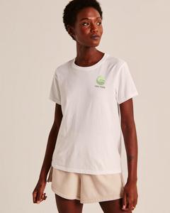 Tennis Ball - Short-Sleeve Relaxed Tee W