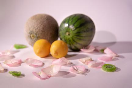 Still Life Series: Loving Melons