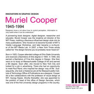 Typographic Series