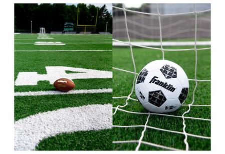 Dyptich Series: Football & Fútbol