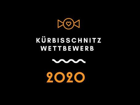 Kürbisschnitzwettbewerb Wö´s & Juffis 2020