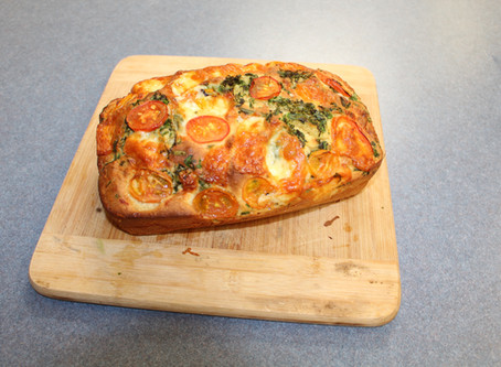 Italian Cheese and Herb Bread