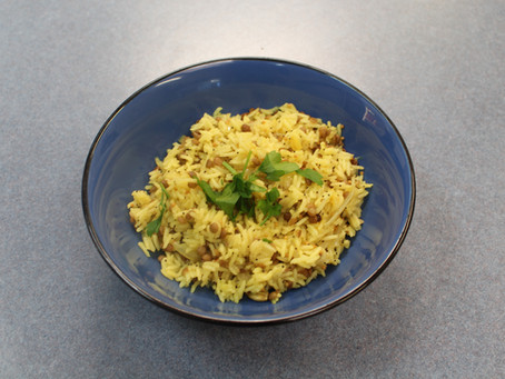 Spiced Indian Rice