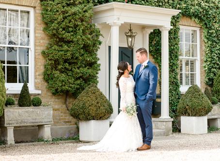 Friern Manor Wedding Photographer // Harriet & Joel
