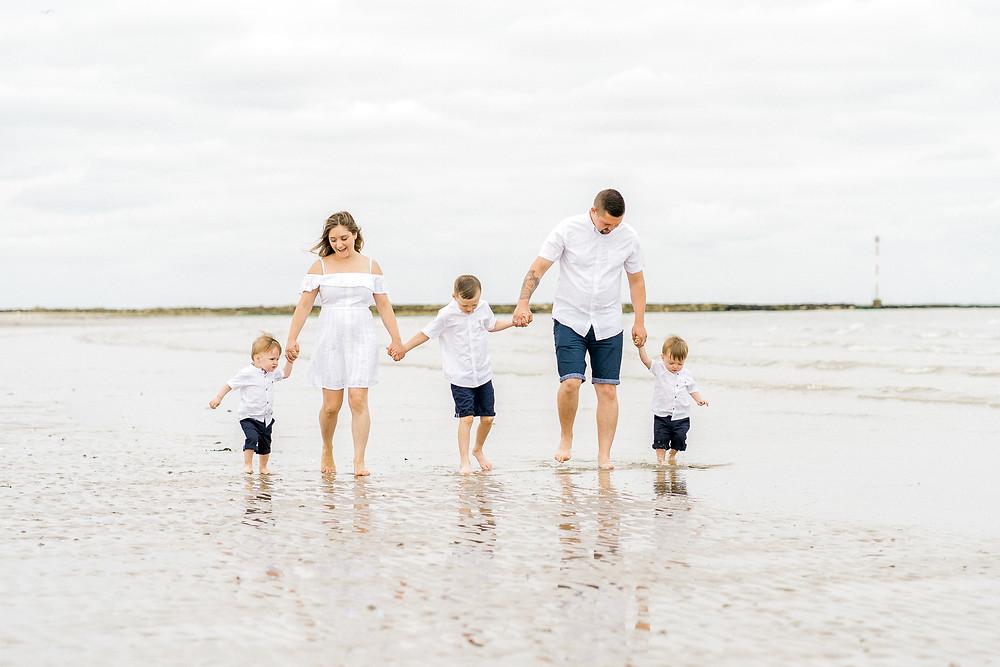 Kent family photographer Margate