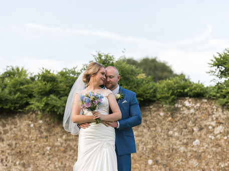 Lympne Castle Wedding // Emma & Scott