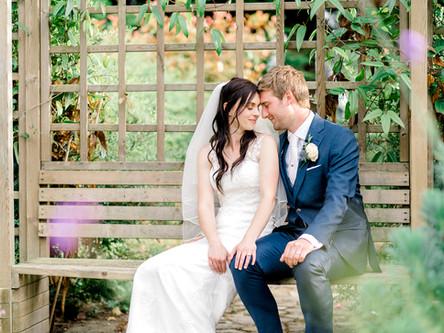 Hayne House Wedding Photographer // Sophie & Josh