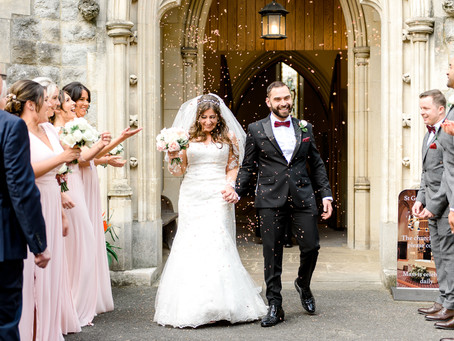 Amy & Marcello // Bickley Manor Hotel Bromley Wedding Photographer