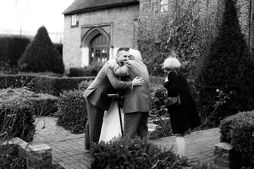 Dartford gatehouse wedding