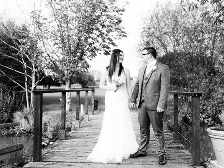 Weald of Kent Hotel // Beth & Dan