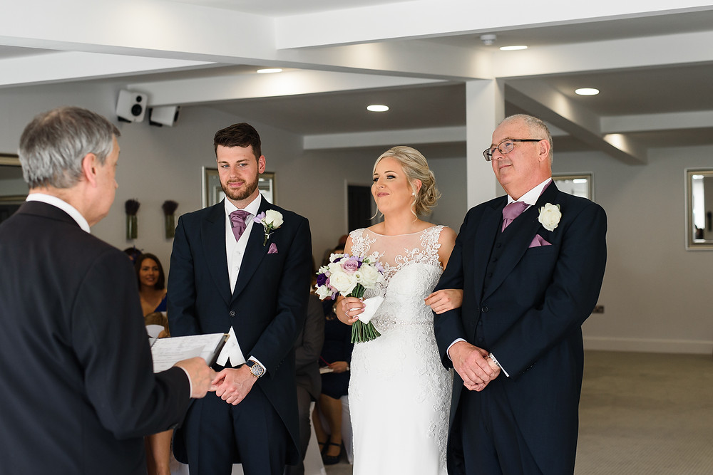 Darenth Valley Golf Course Wedding