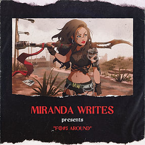 MIRANDA WRITES MESS AROUND