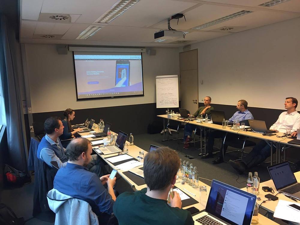 Flex4Apps meeting