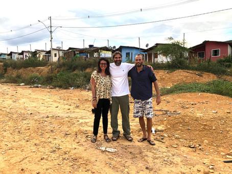 Ein Traum wird wahr: die Gemeinde schenkt uns ein Grundstück