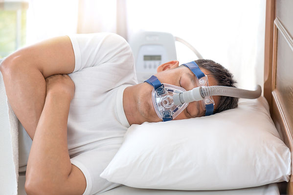 Jacksonville CPAP home sleep apnea test