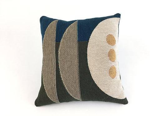 Scandi Dots Woven Pillow