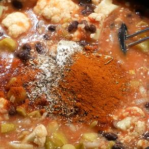 Vegetarian Creole Gumbo Stew