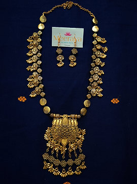 Gold Plated Necklace 02