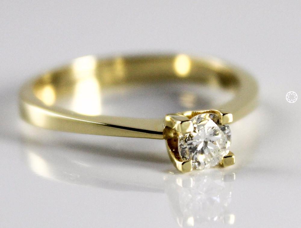 سولتير الماس