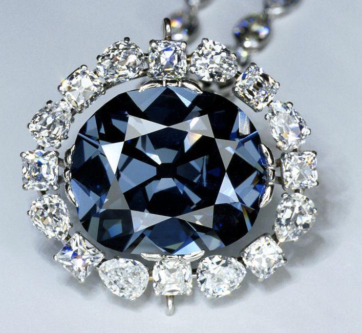 the hope diamond ماسة الأمل