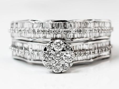خاتم الماس ماوصل حديثاََ - هدايا فاخرة