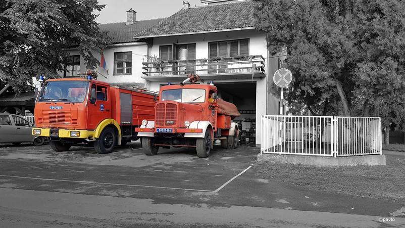 Fire Station Surčin (SRB)