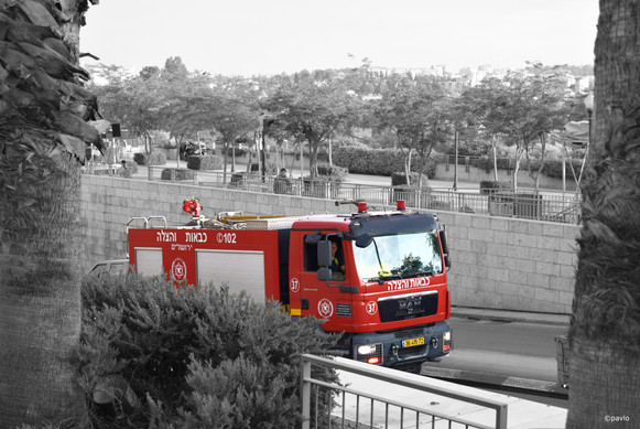 Israel Fire and Rescue Services