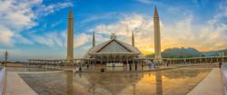 shah-faisal-masjid-in-islamabad-pakistan