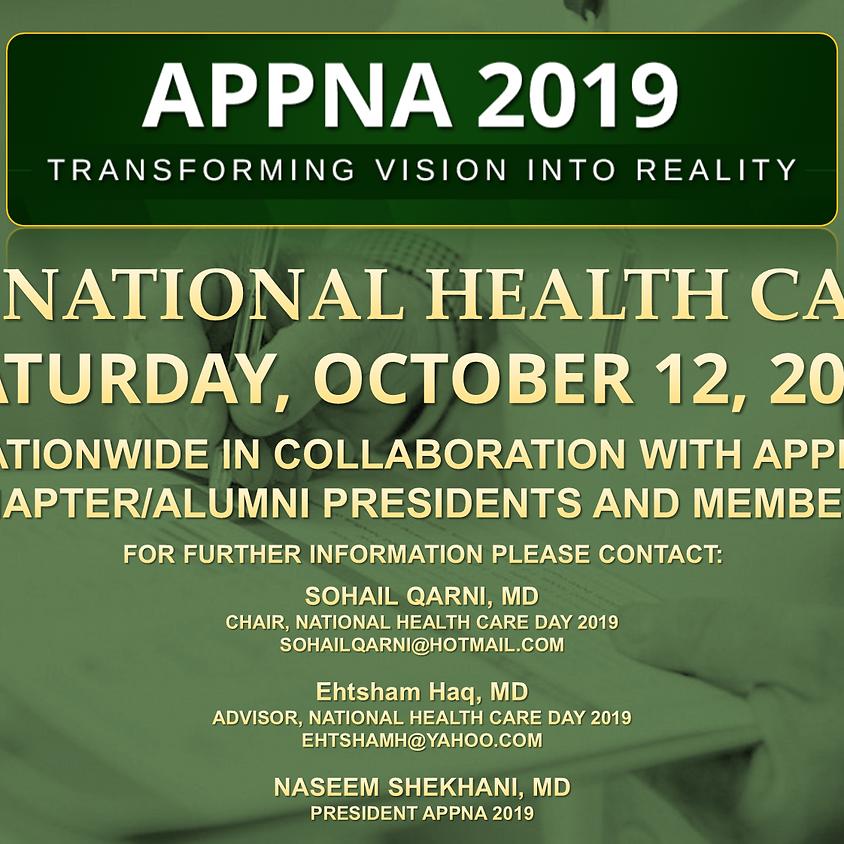 APPNA National Healthcare Day