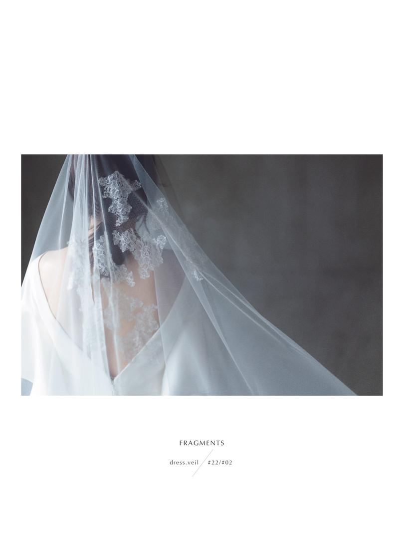 veil#02 dress#22