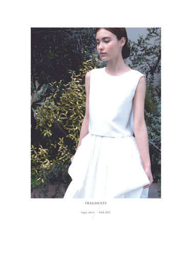 tops#04 skirt#05