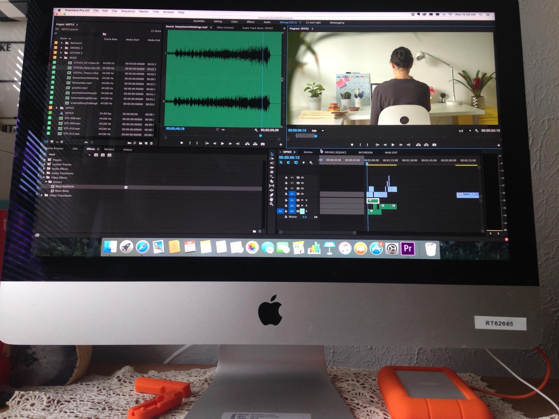 Editing Nestle