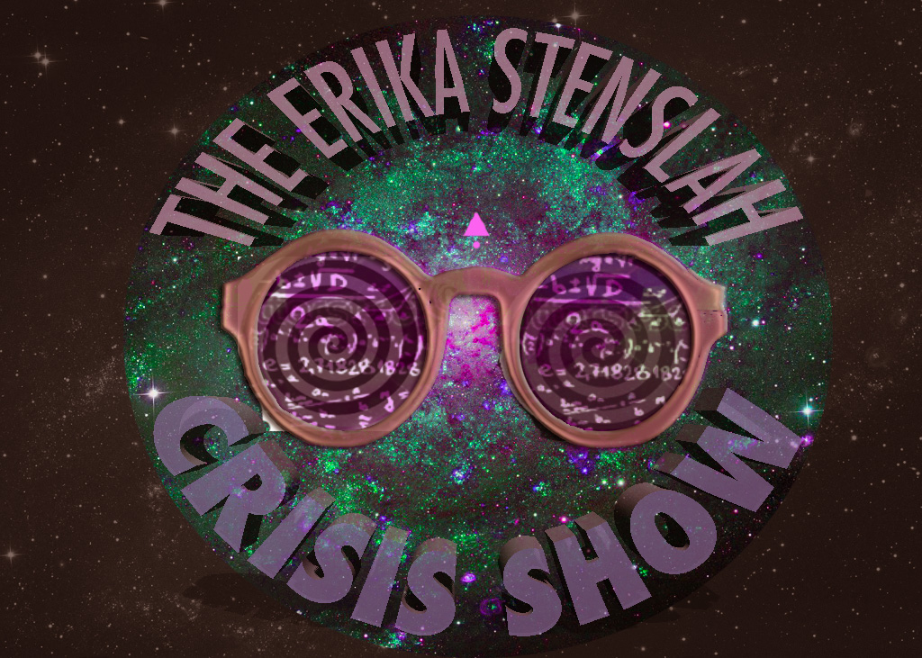 The Erika Stenslah Crisis Show Logo