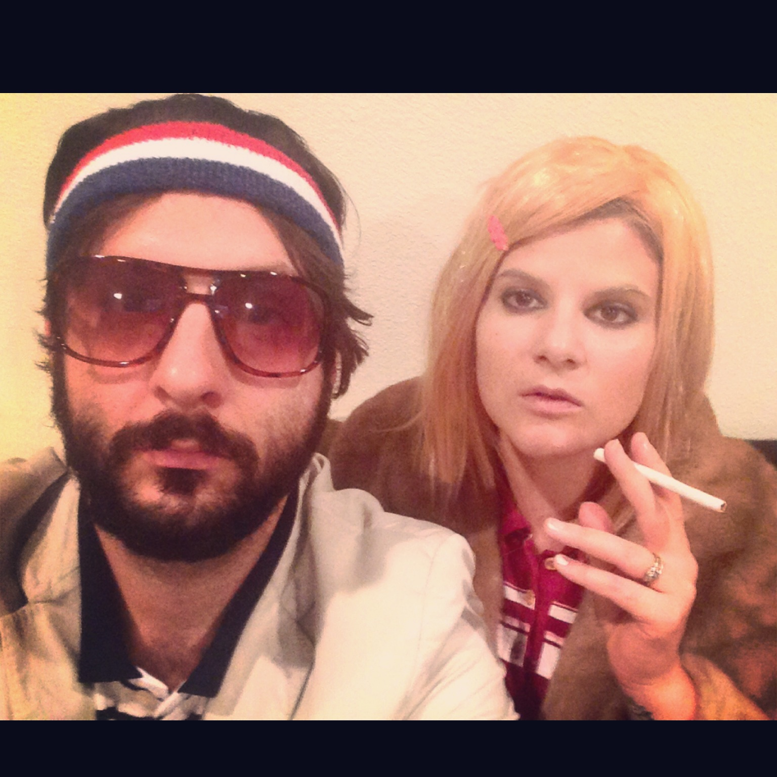 Richie & Margot